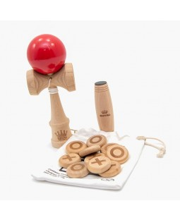 Wooden Toys Bundle - Skill Toys