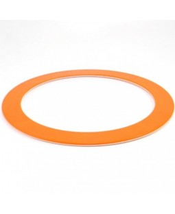 Play- Orange/White B-Side Juggling Ring