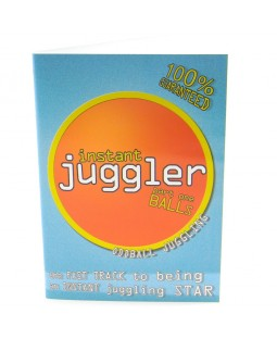 Instant Juggler DVD - part one - Balls
