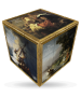 V-Cube 3 x 3 x 3 Rembrandt Puzzle Cube - Black Friday Special