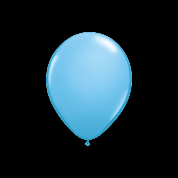 "Qualatex 9"" Round Balloons - Various Colours"