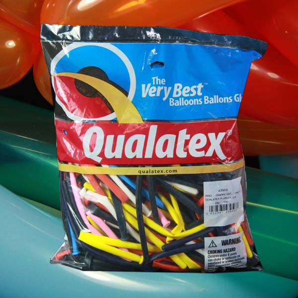 Qualatex 260Q Traditional Balloon Selection