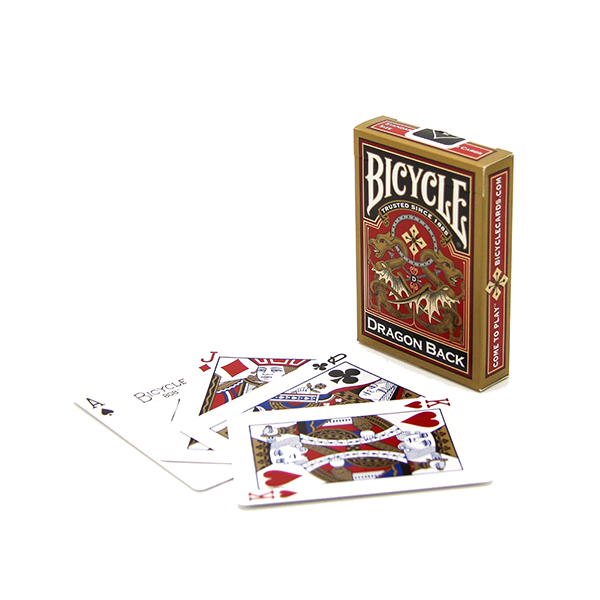 Bicycle Dragon Back Card Deck
