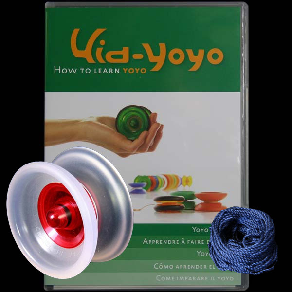 Henrys Cobra Yo-Yo & 'Kid-Yo'- DVD & 5 x 'Primo' Strings Deal