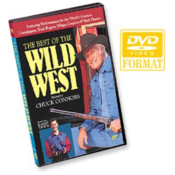The Best of The Wild West - DVD
