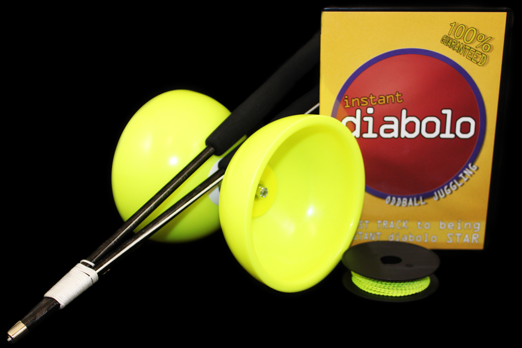 Sundia Fly, Carbon Sticks, DVD and 10m String Deal