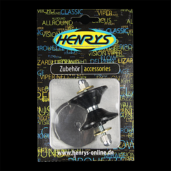 Henrys Tuning Kit - Allround (Diabolo Parts) Circus/Vision/Beach