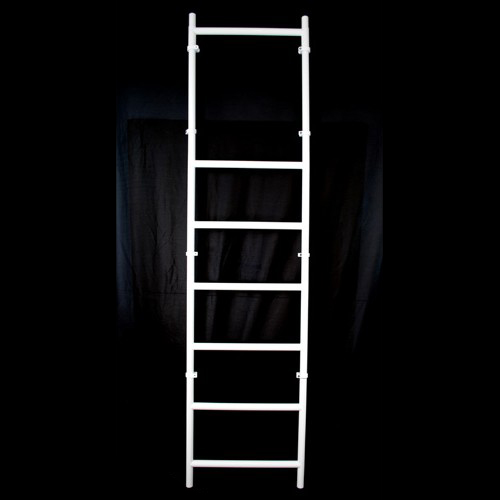 JuggleGear 200cm x 50cm Collapsible Walking Ladder