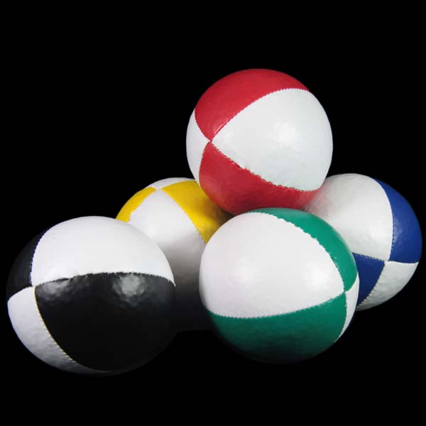 White / Colours Pro Thud Juggling Ball 120g