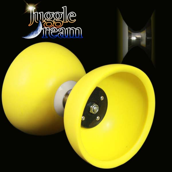 Juggle Dream Cyclone 'Classic' Triple Bearing Diabolo
