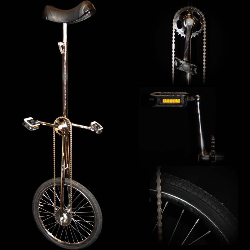 Giraffe Unicycles