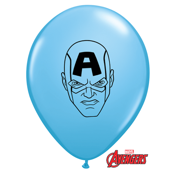 "Qualatex 5"" Avengers Assemble Balloons"
