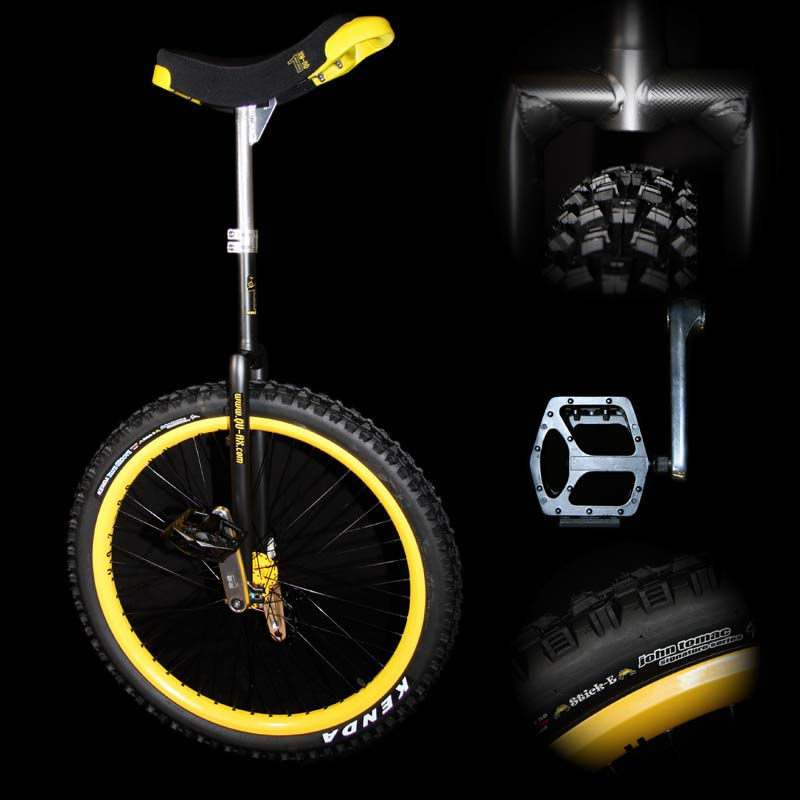 Roadriding Unicycles