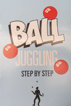 Step By Step Ball Juggling