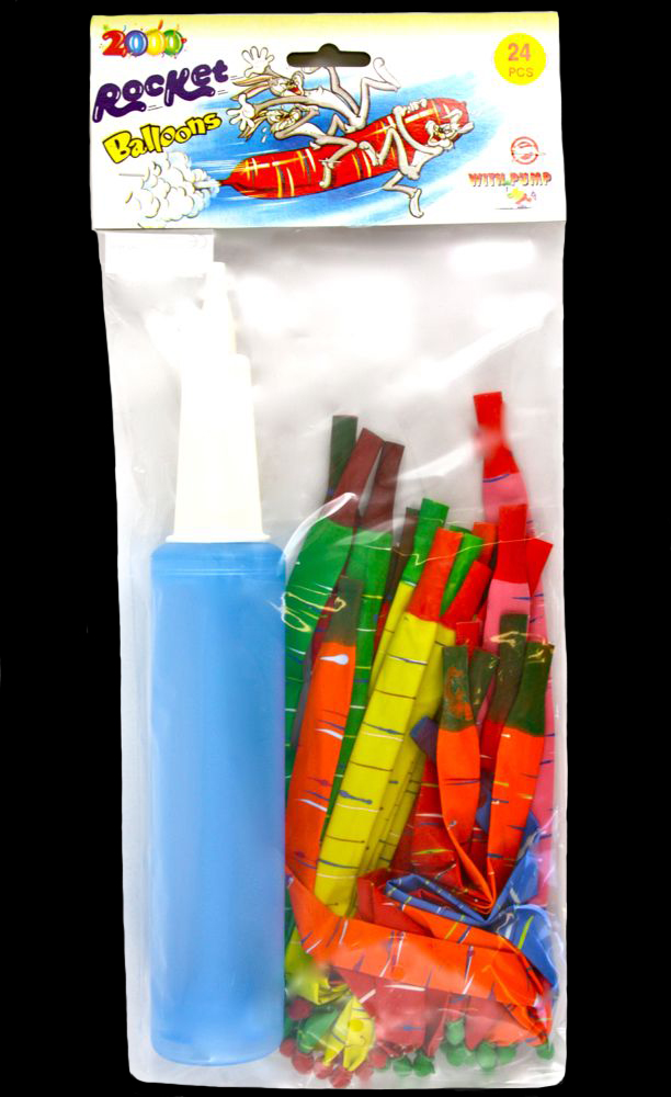 Prolloon Rocket Balloon Kit