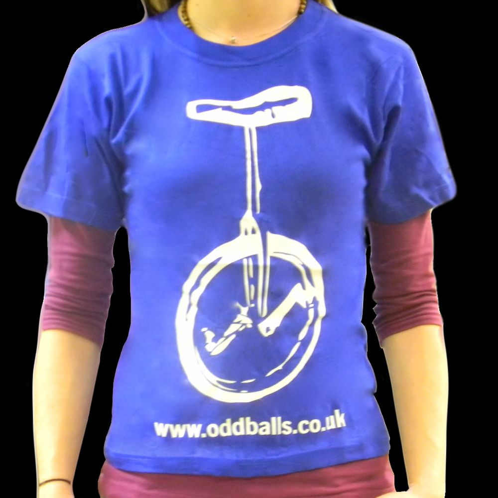Unicycle T-Shirts