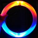 LED Juggling Rings