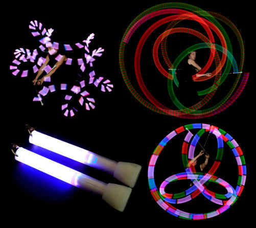Poi Classes and Lessons | DrexFactor Poi