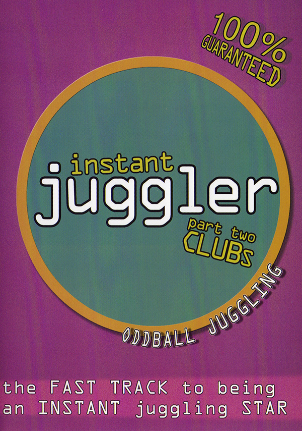 Instant Juggler DVD - part two - Clubs