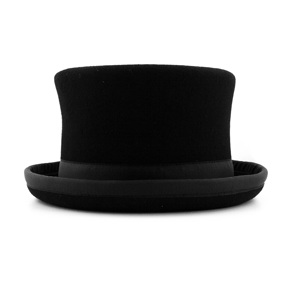 Juggle Dream- Top Hat - All Black