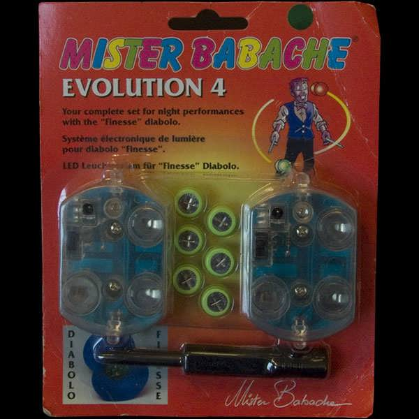 Bargain Basement - Mr Babache Diabolo Light Kit