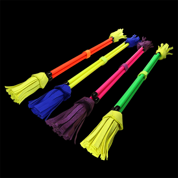 Juggle Dream Neo Flower stick and handsticks