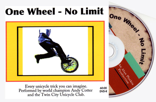 One Wheel - No Limit - Unicycle DVD