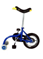 Qu-Ax Balance Trainer Bike