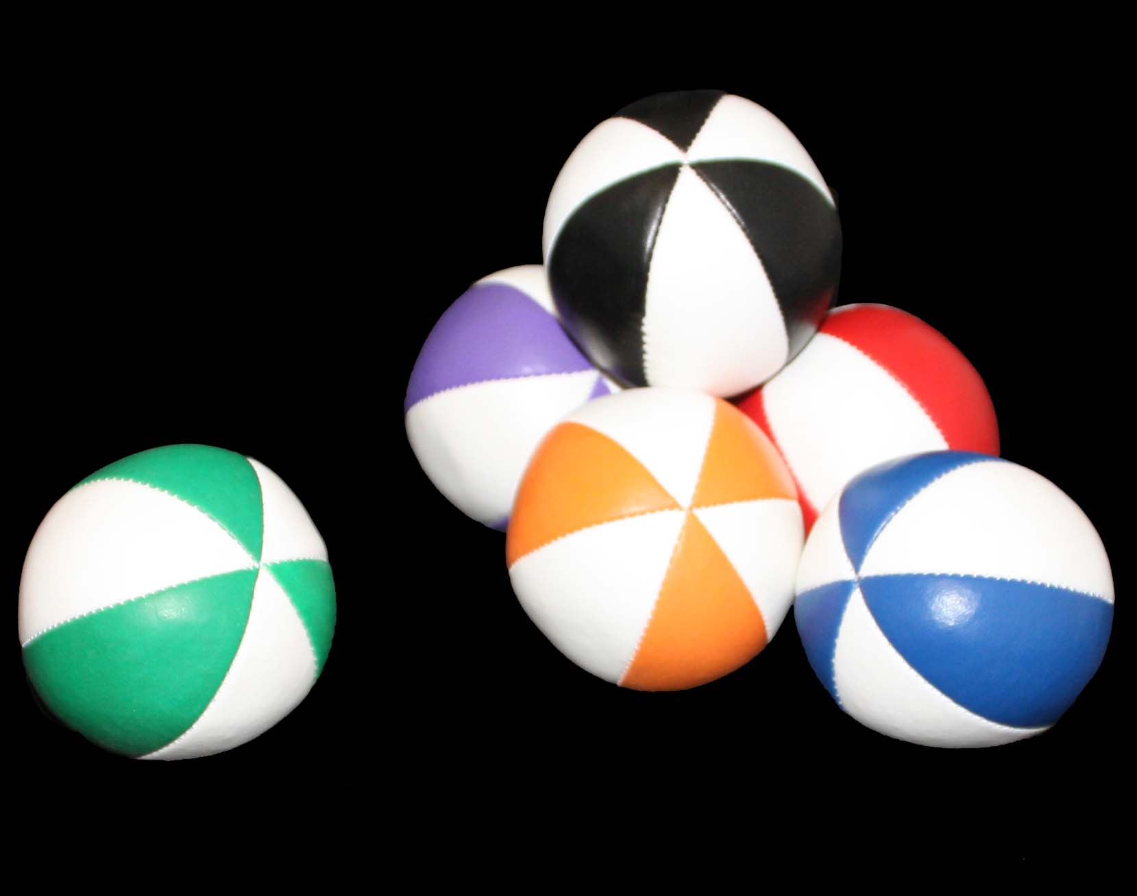 Juggle Dream Pro 6 Panel Star Juggling Ball