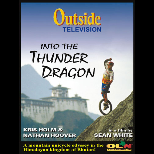 Into The Thunder Dragon DVD