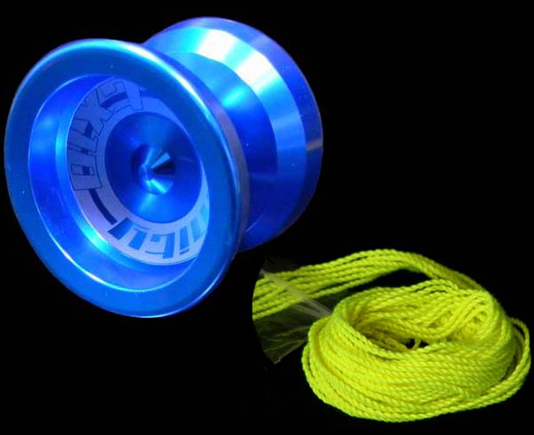 Infinity TX10 Metal Yoyo and 5 x Primo Yoyo Strings