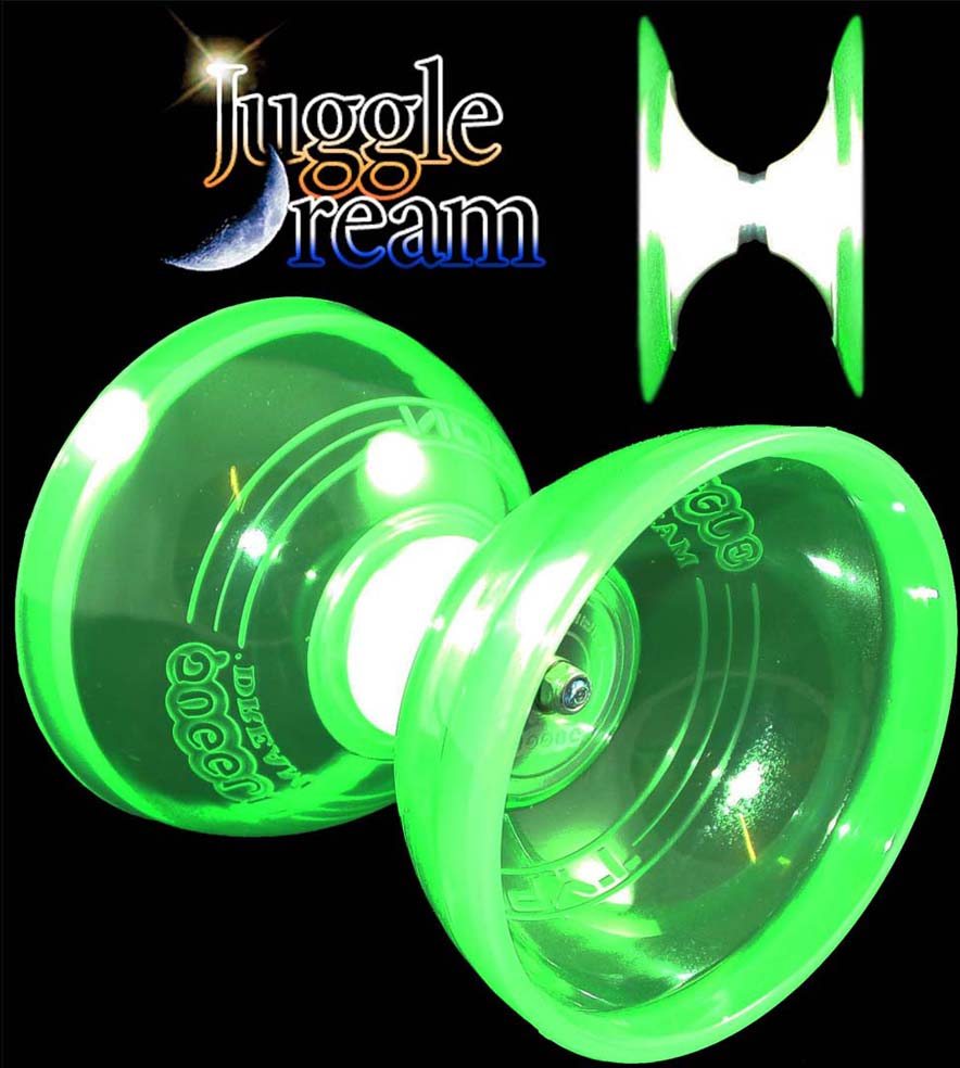 Juggle Dream Typhoon Diabolo