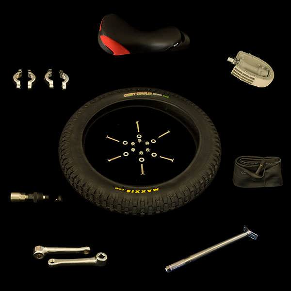 Unicycle Spare Parts and Accessories